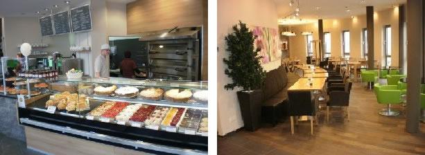 Kronenplatz Cafe und Theke