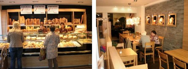 Stammhaus Theke und Cafe