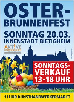 Osterbrunnenfest 2016