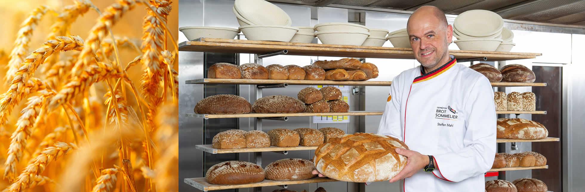 Brot-Sommelier Steffen Mahl