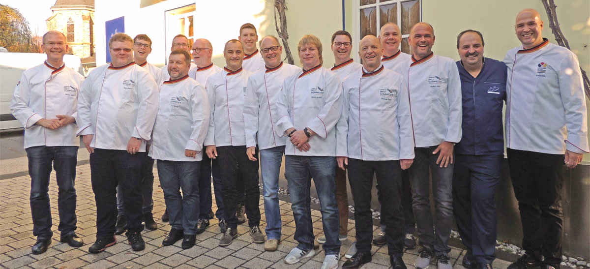 Gruppenfoto Brot Sommeliers