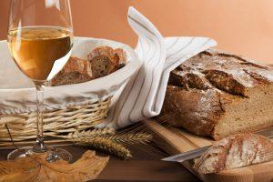 Brot und Wein klein