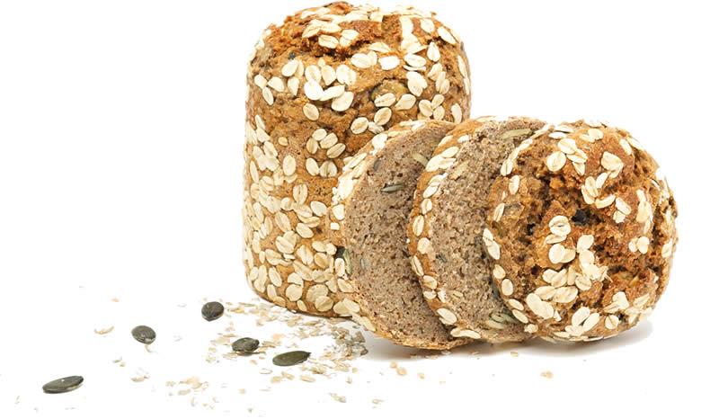 Gersten Dinkel Liebe Brot